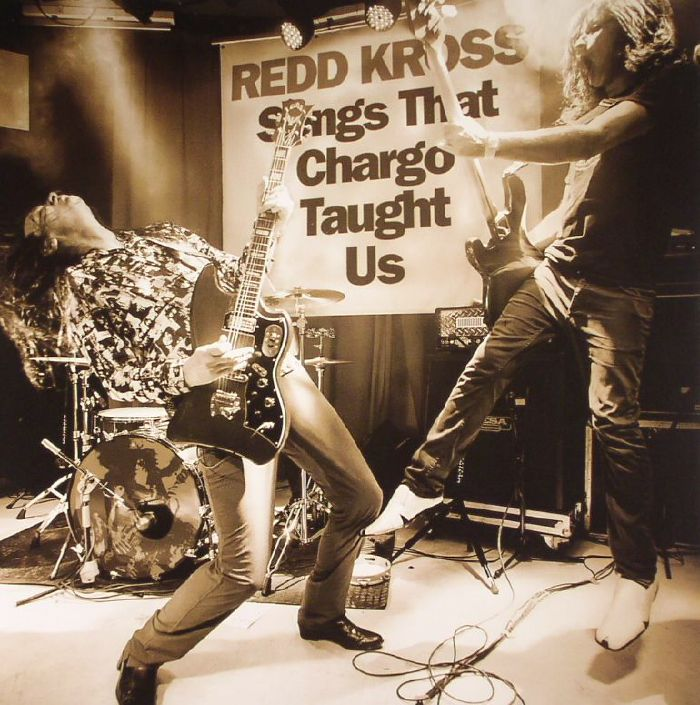 REDD KROSS/THE SIDE EYES - Songs That Chargo Taught Us