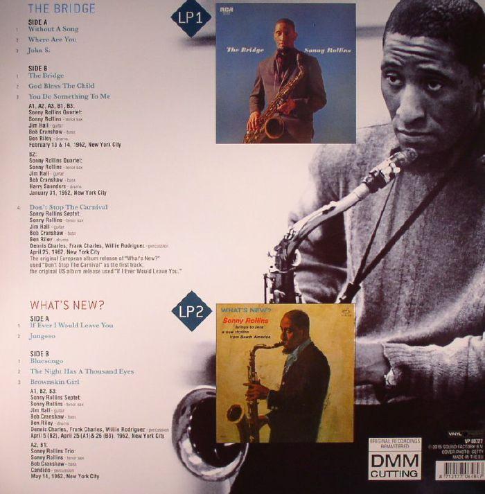 ROLLINS, Sonny - The Bridge/What's New (reissue)