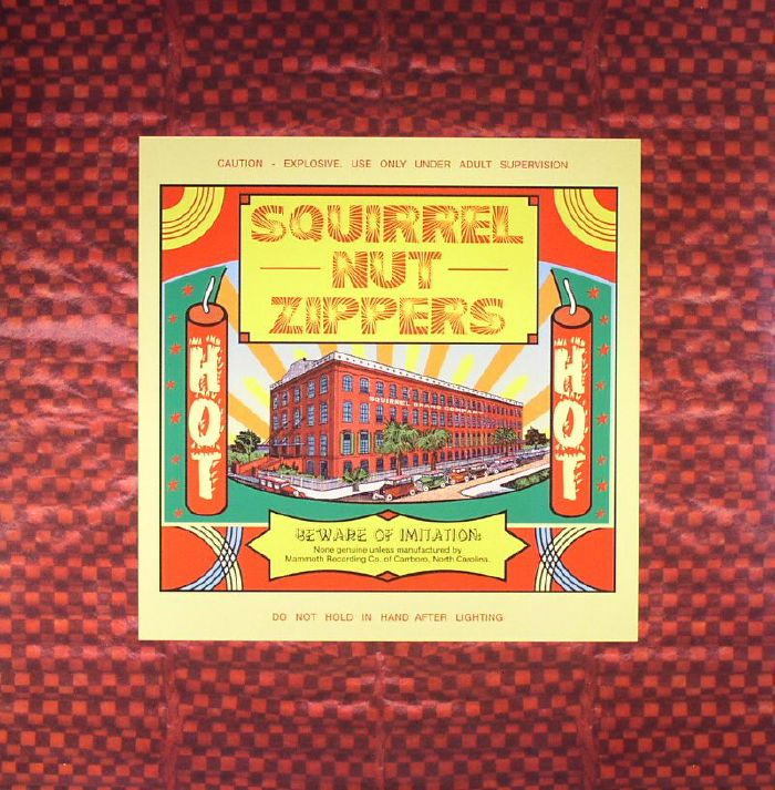 SQUIRREL NUT ZIPPERS - Hot: 20th Anniversary