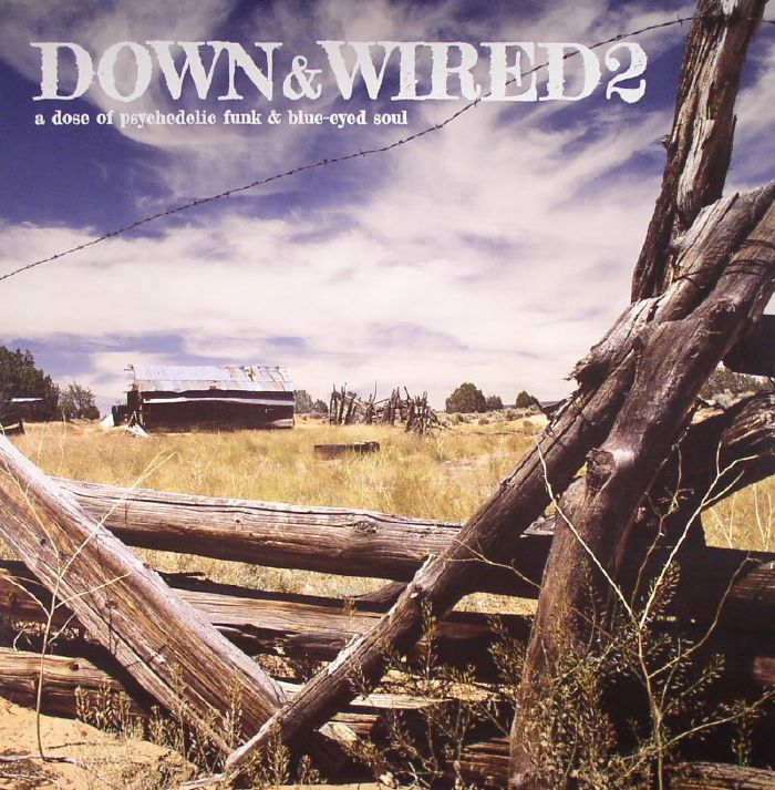 VARIOUS - Down & Wired 2: A Dose Of Psychedelic Funk & Blue Eyed Soul