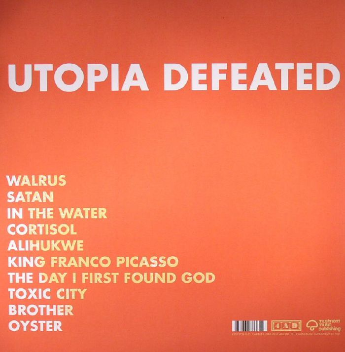 DD DUMBO - Utopia Defeated