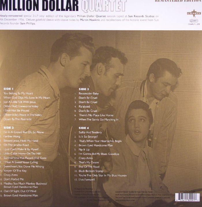 The Million Dollar Quartet The Million Dollar Quartet