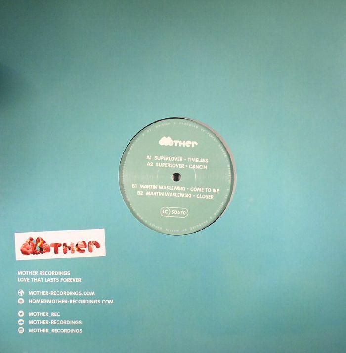 SUPERLOVER/MARTIN WASLEWSKI - Timeless