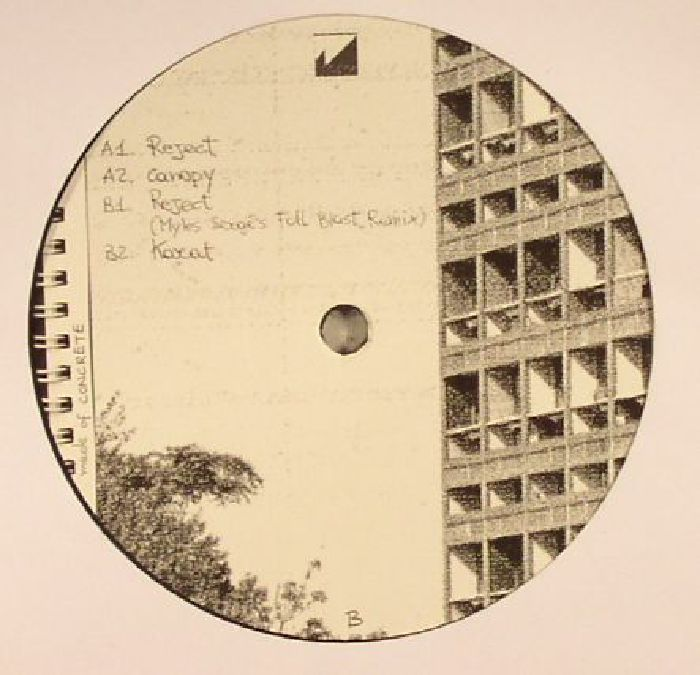 KOTZ, Danny/AVI CASPI - Reject EP