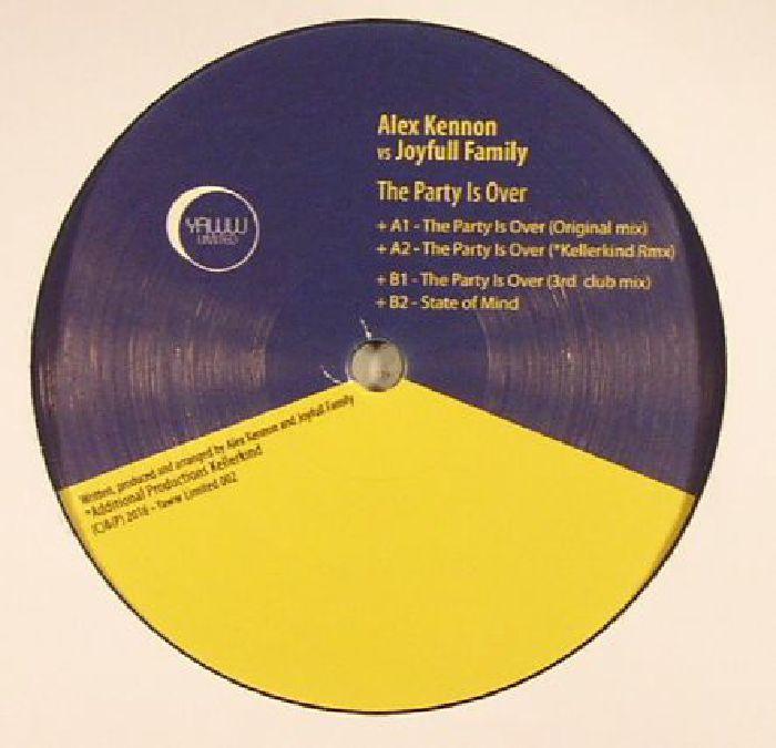 KENNON, Alex/JOYFULL FAMILY - The Party Is Over