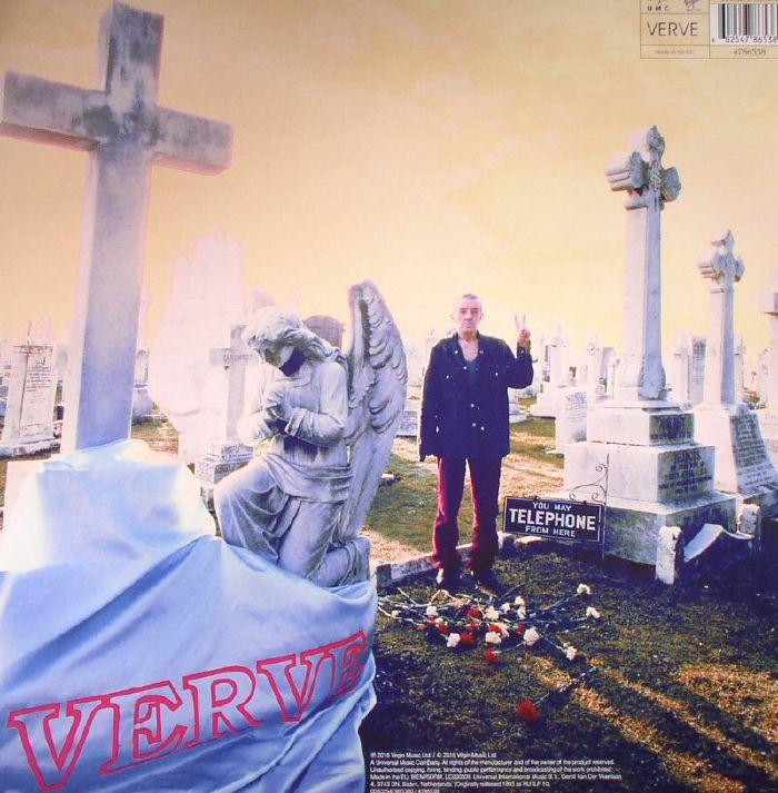 The Verve A Storm In Heaven Vinyl At Juno Records