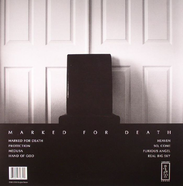 RUNDLE, Emma Ruth - Marked For Death