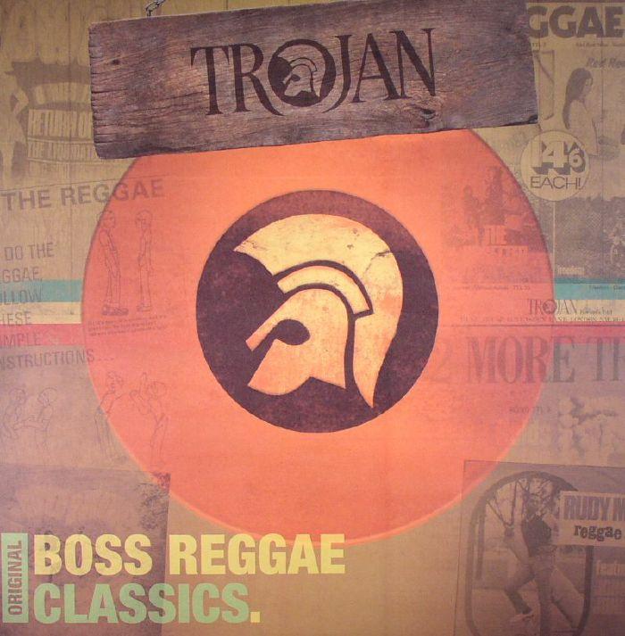 Various Trojan Original Boss Reggae Classics Vinyl At