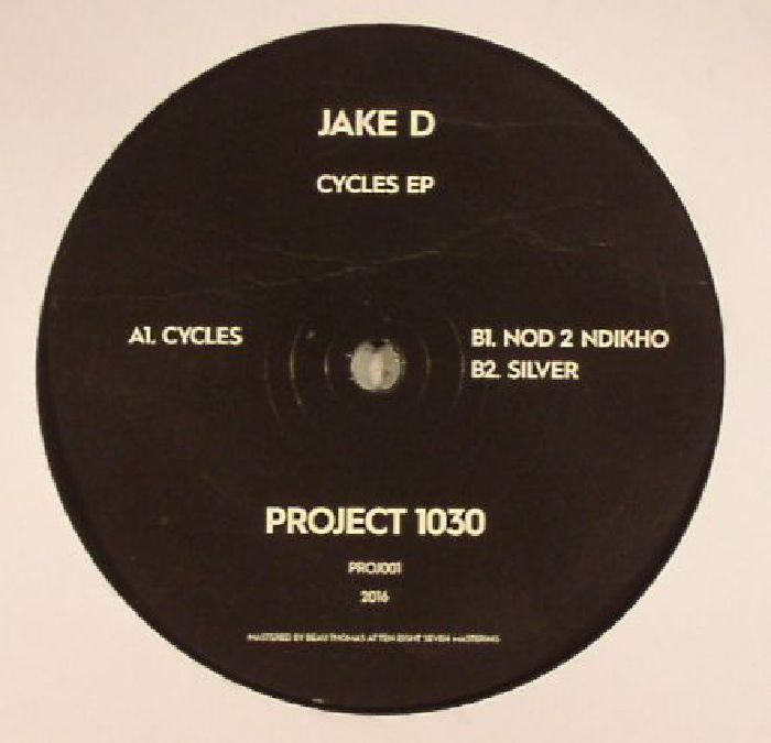 JAKE D - Cycles EP