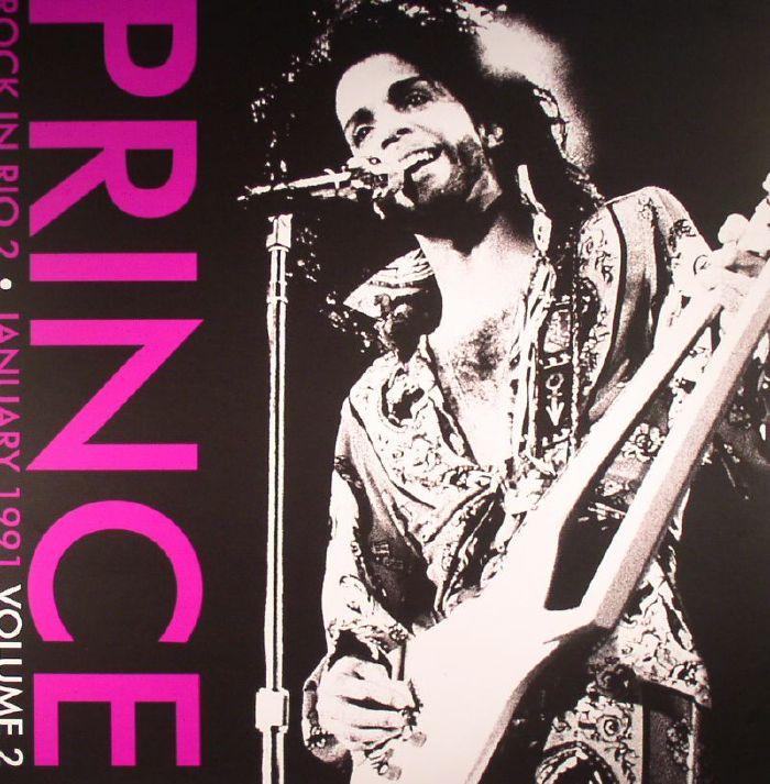 PRINCE - Rock In Rio 2: January 1991: Volume 2
