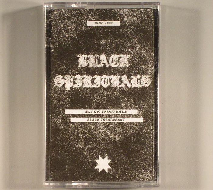 BLACK SPIRITUALS - Black Treatment