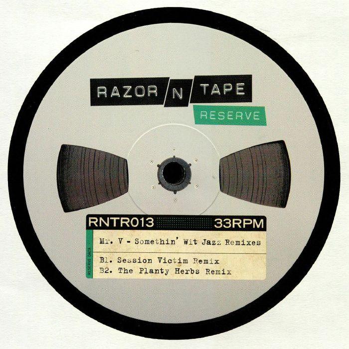 MR V - Somethin' Wit Jazz Remixes