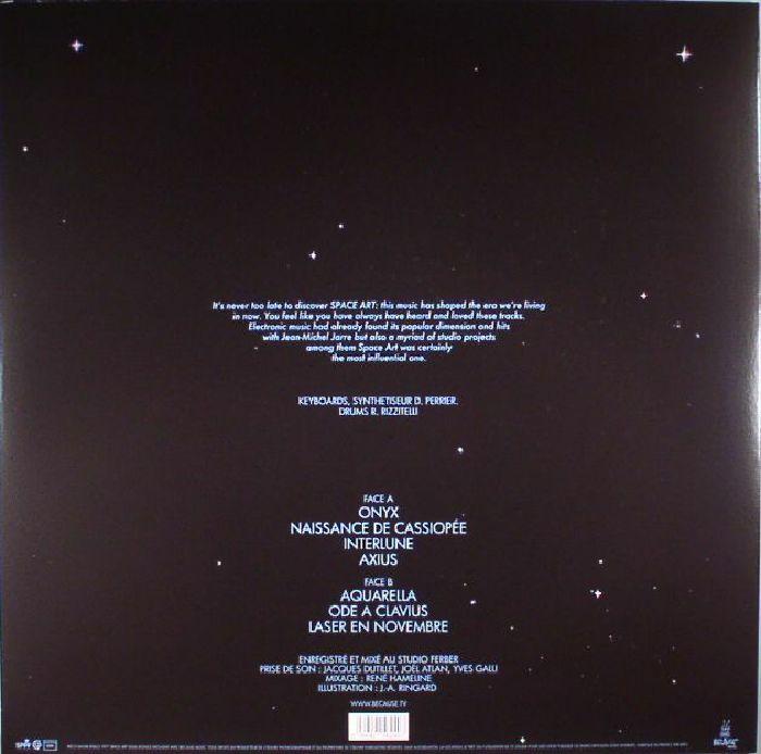 SPACE ART - Onyx (reissue)