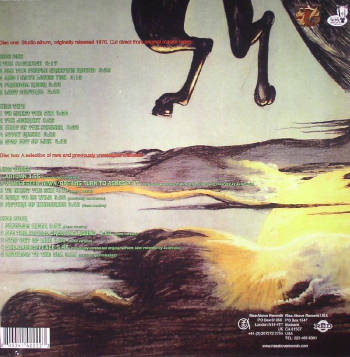 HORSE - For Twisted Minds Only (reissue)