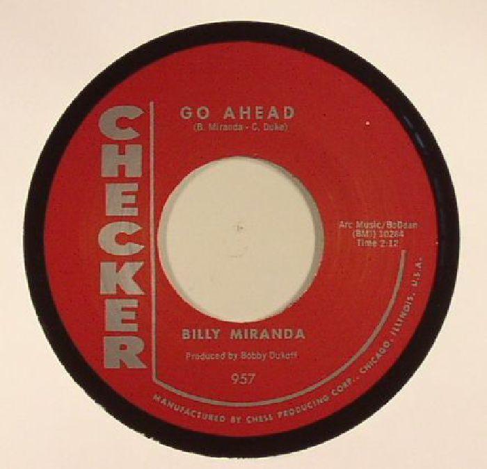 MIRANDA, Billy - Go Ahead