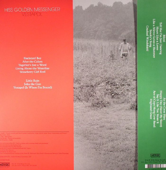 HISS GOLDEN MESSENGER - Heart Like A Levee: Deluxe Edition