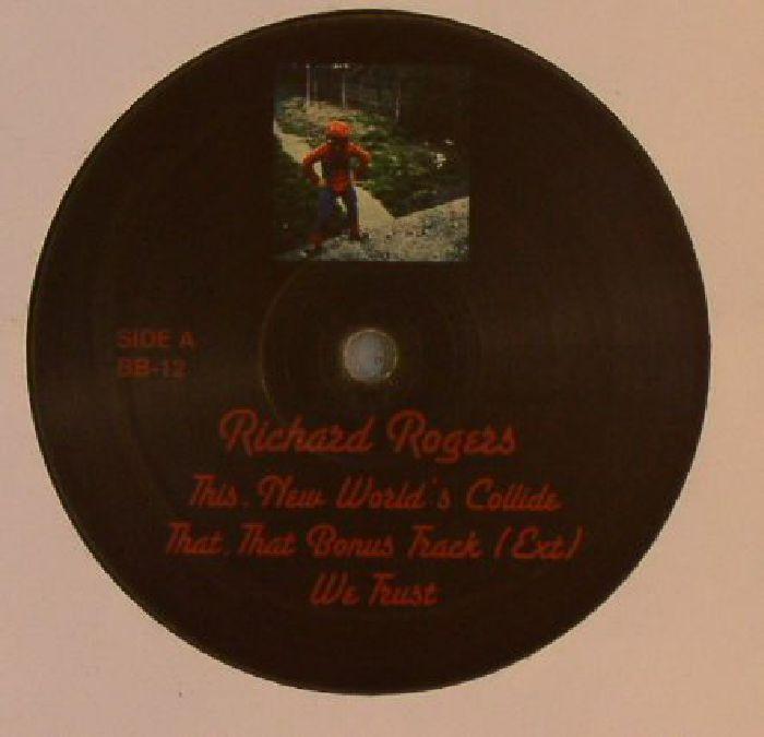 ROGERS, Richard - New World's Collide