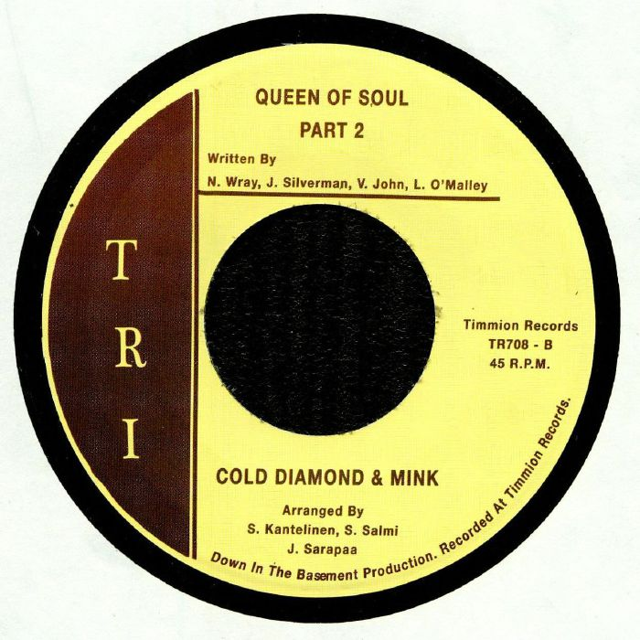COLD DIAMOND/MINK - Queen Of Soul