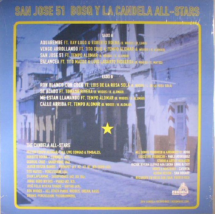 BOSQ/LA CANDELA ALL STARS - San Jose 51