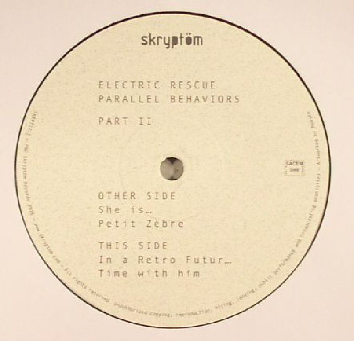 ELECTRIC RESCUE - Parallel Behaviors Part II