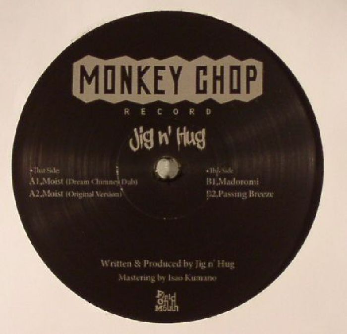 JIG N HUG - Moist EP