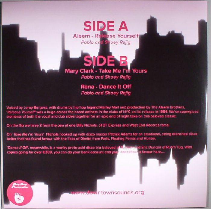ALEEM/MARY CLARK/RENA - Downtown Sounds Classics Volume 4