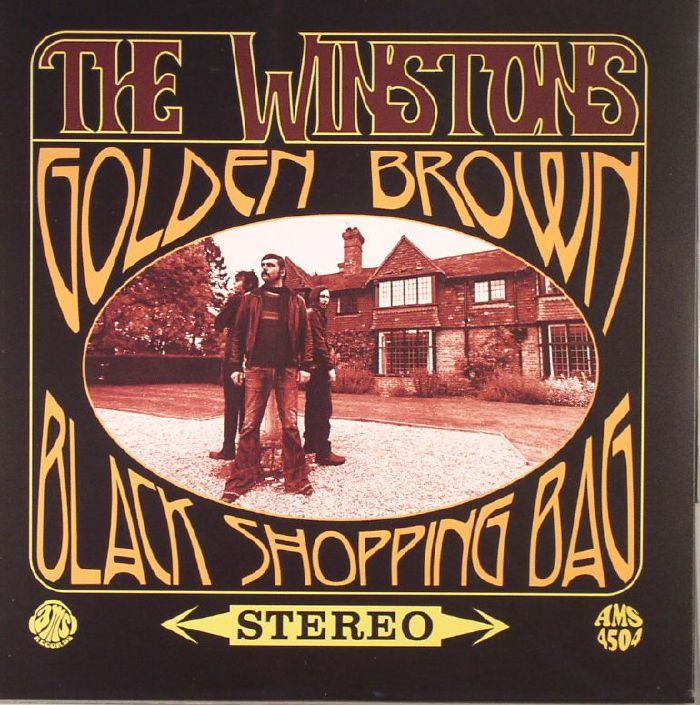 WINSTONS, The - Golden Brown