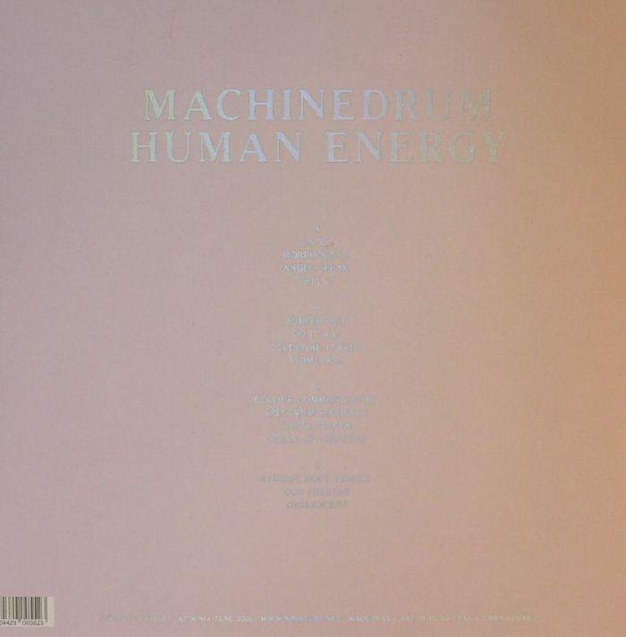 MACHINEDRUM - Human Energy