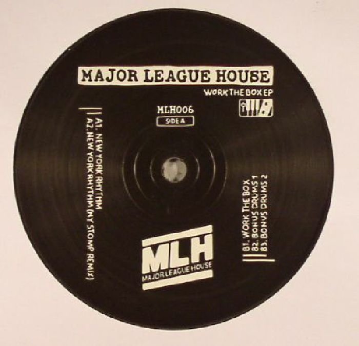 MLH - Work The Box EP