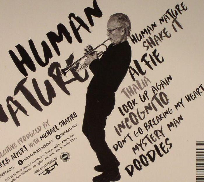 ALPERT, Herb - Human Nature
