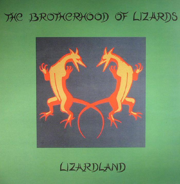 BROTHERHOOD OF LIZARDS, The - Lizardland: The Complete Works