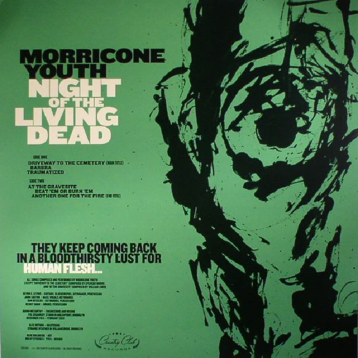 MORRICONE YOUTH - Night Of The Living Dead (Soundtrack)