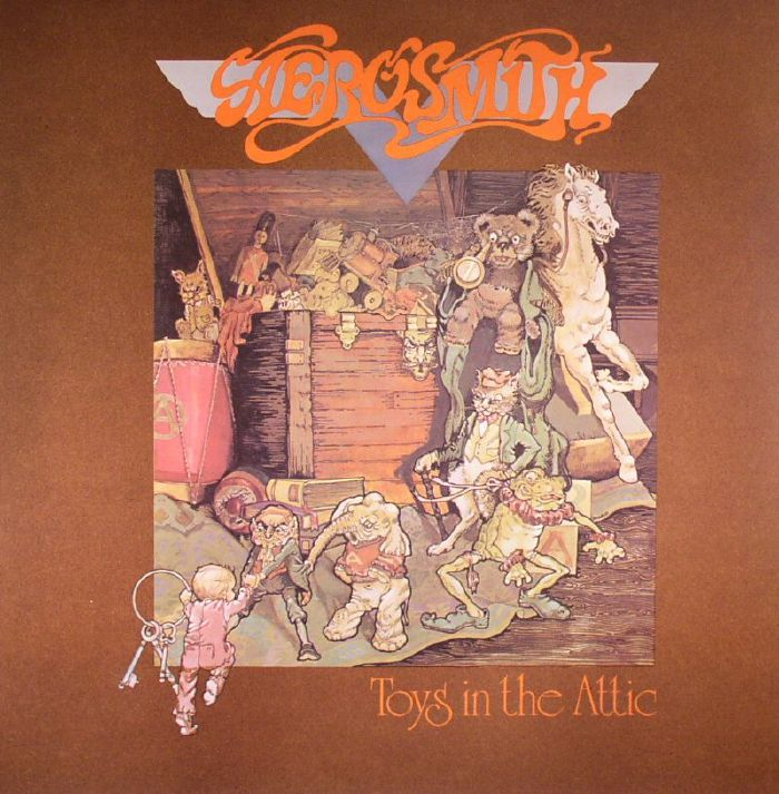 Opinion Aerosmith toys in the attic album final
