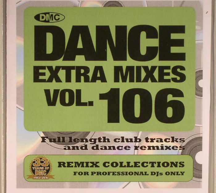 VARIOUS - Dance Extra Mixes Volume 106: Remix Collections For Professional DJs (Strictly DJ Only)