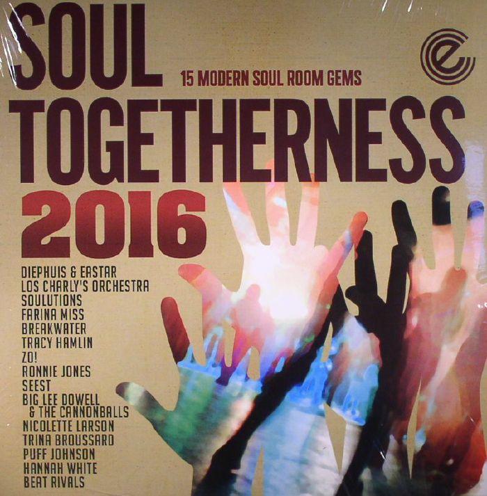 VARIOUS - Soul Togetherness 2016: 15 Modern Soul Room Gems