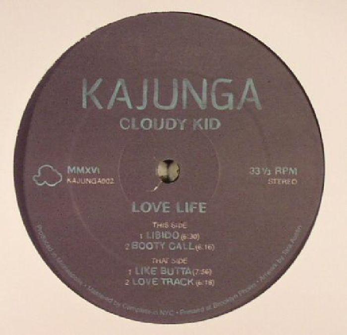 CLOUDY KID - Love Life