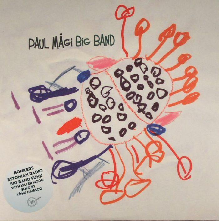 PAUL MAGI BIG BAND - Esimene