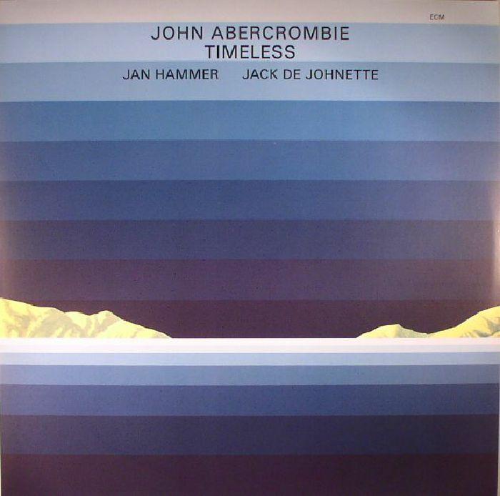 ABERCROMBIE, John/JAN HAMMER/JACK DEJOHNETTE - Timeless (reissue)