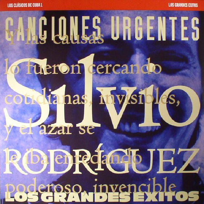 RODRIGUEZ, Silvio - Los Clasicos De Cuba: Los Grandes Exitos (reissue)