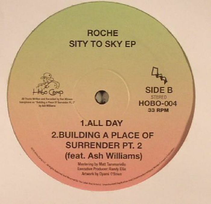 ROCHE - Sity To Sky EP