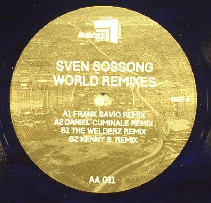 SOSSONG, Sven - World Remixes
