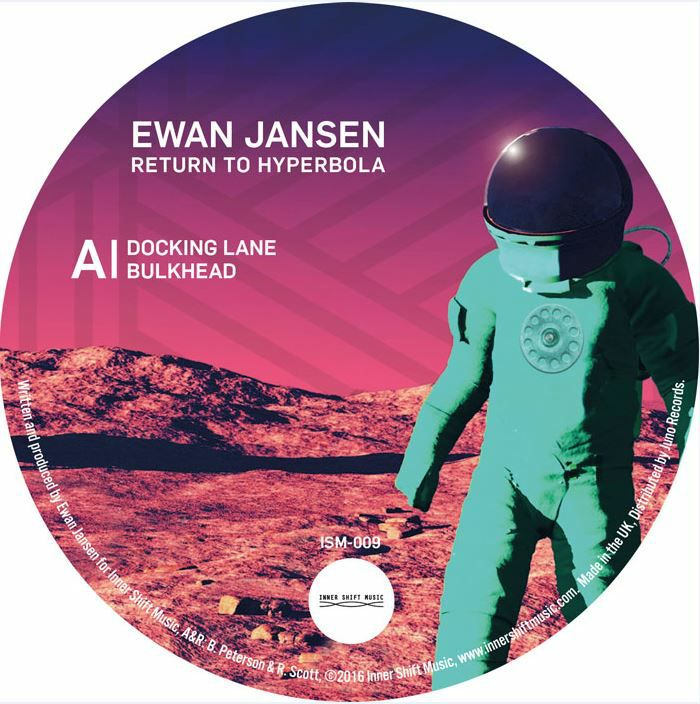 JANSEN, Ewan - Return To Hyperbola