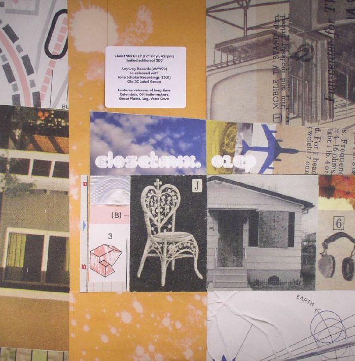 CLOSET MIX - 01 EP