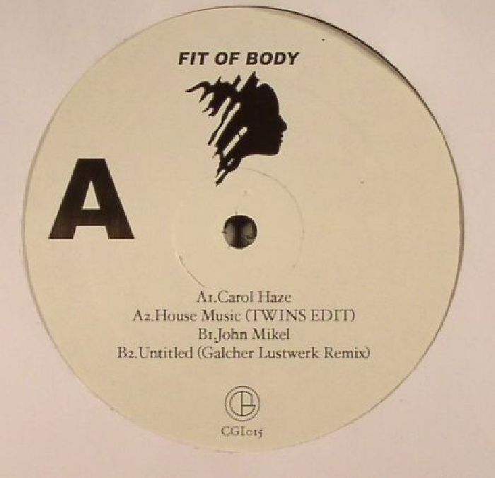 FIT OF BODY - Fit Of Body EP