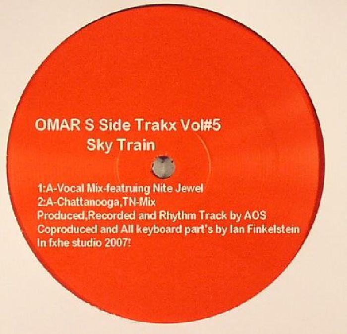 OMAR S - Sidetrakx Volume #5