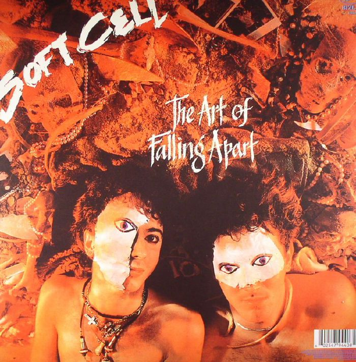 soft cell the art of falling apart vinyl at juno records. Black Bedroom Furniture Sets. Home Design Ideas