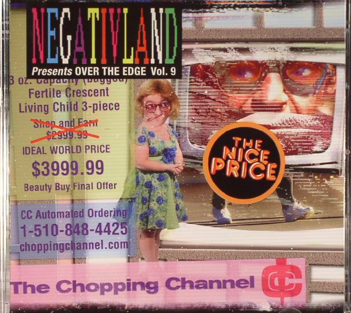 NEGATIVLAND - Over The Edge Vol 9: The Chopping Channel