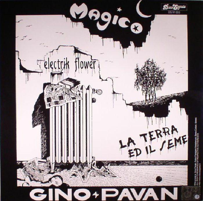 PAVAN, Gino - Magico