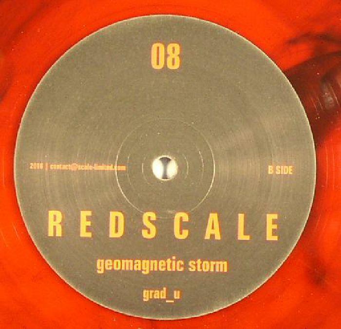 GRAD U - Redscale 08