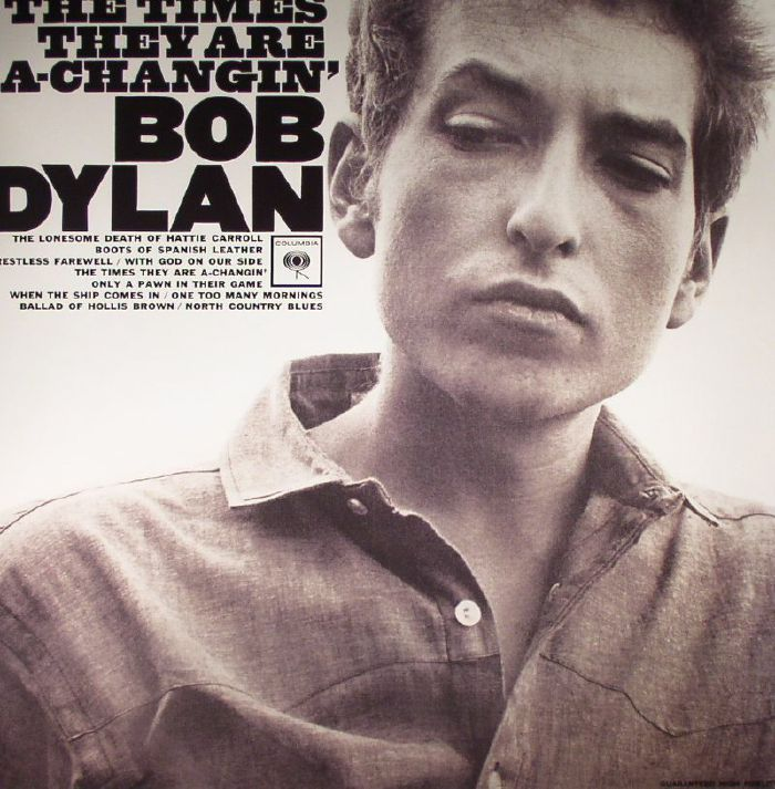 DYLAN, Bob - The Times They Are A Changin